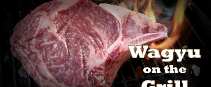 Wagyu on the Grill