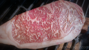 Wagyu New York Steak
