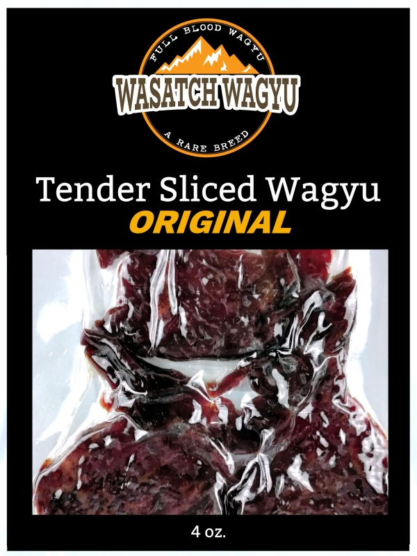 Real Wagyu Beef Jerky