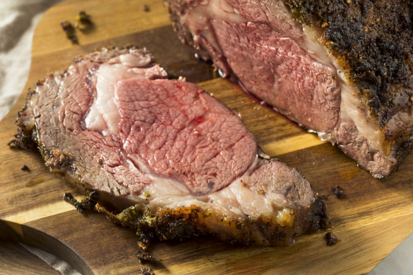 Boneless New York Prime Rib