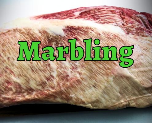 Wagyu Marbling
