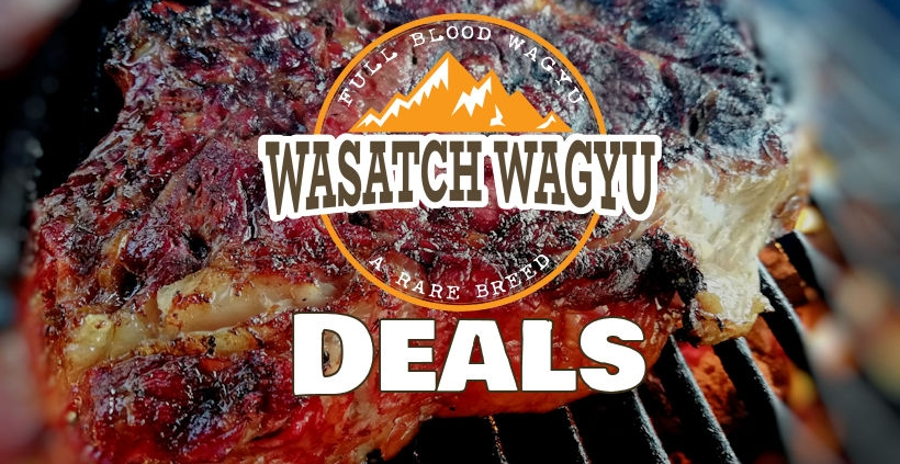 Wasatch Wagyu Deals