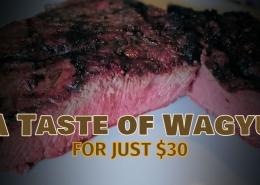 Top Sirloin Steak Special